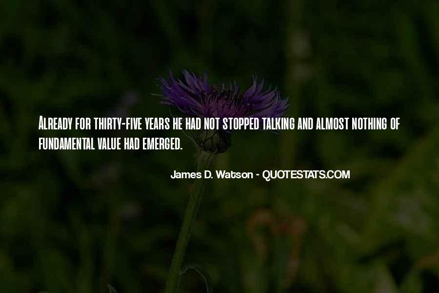 Fundamental Five Quotes #1503477