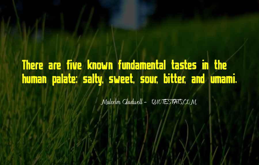 Fundamental Five Quotes #243250