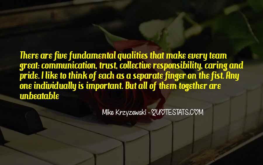 Fundamental Five Quotes #999974