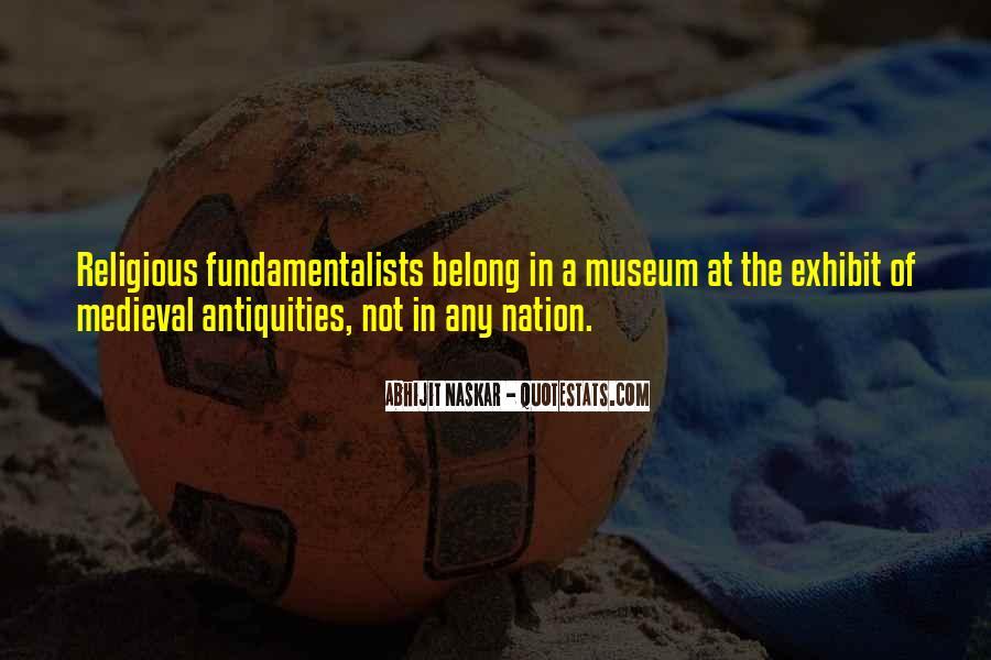 Fundamentalism Brainy Quotes #1010167