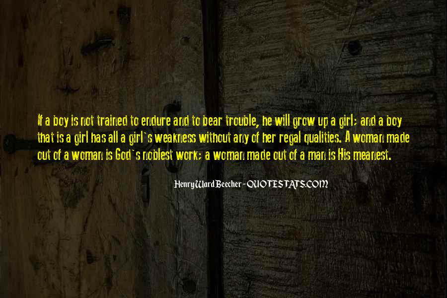 Quotes About Growing From A Boy To A Man #1589447