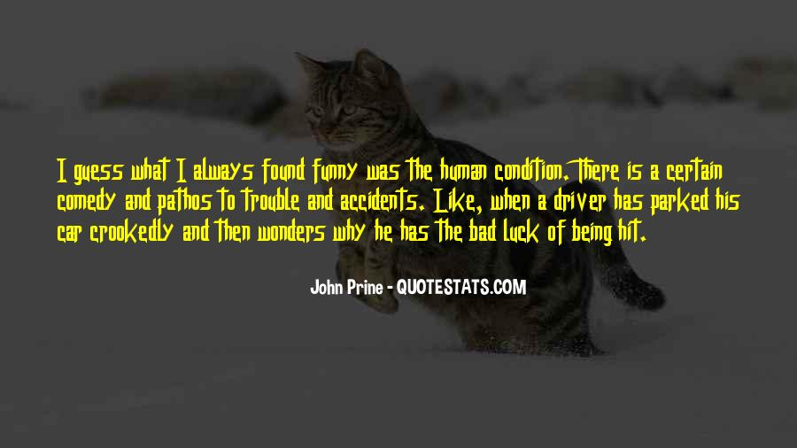 Funny Accidents Quotes #15626