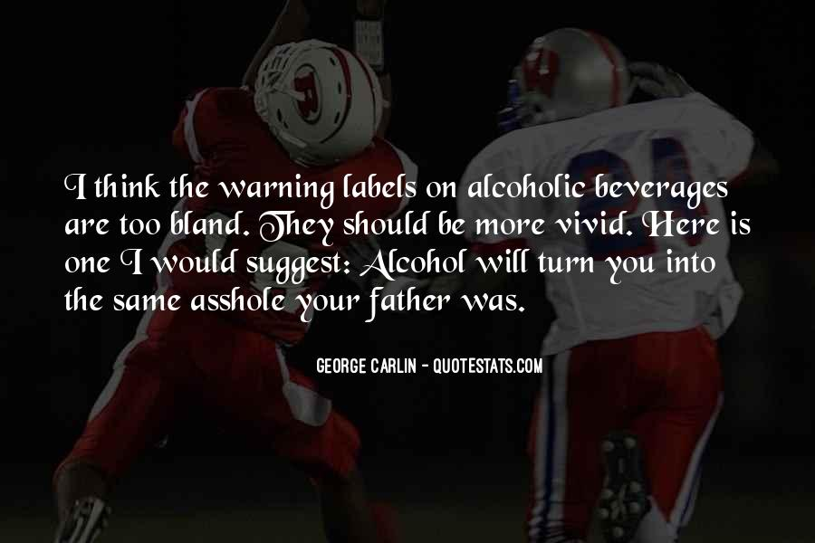 Funny Alcohol Quotes #117029