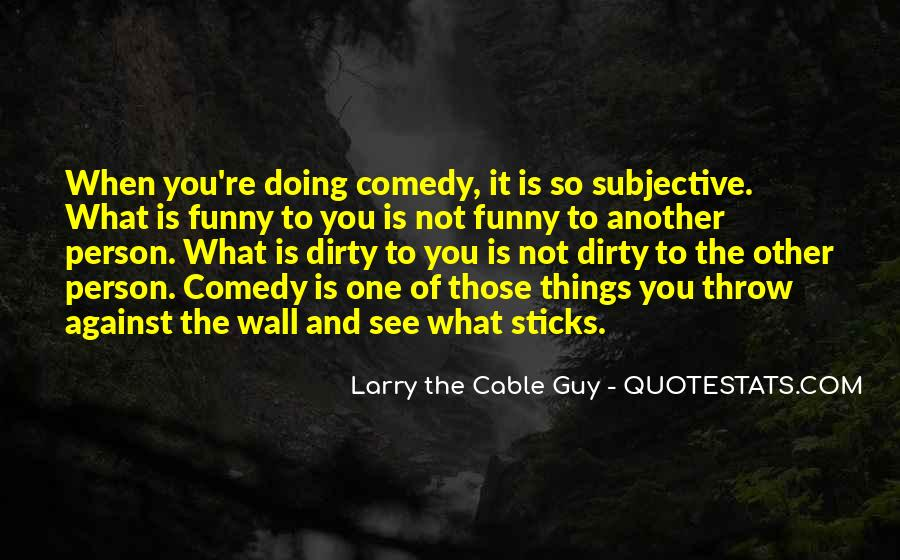 Top 46 Funny And Dirty Quotes: Famous Quotes & Sayings About ...