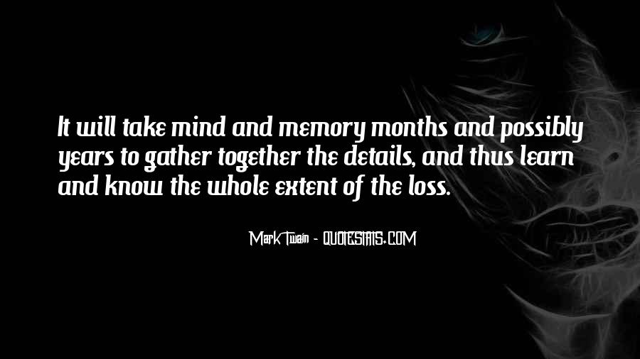 Quotes About Grieving And Loss #1046027