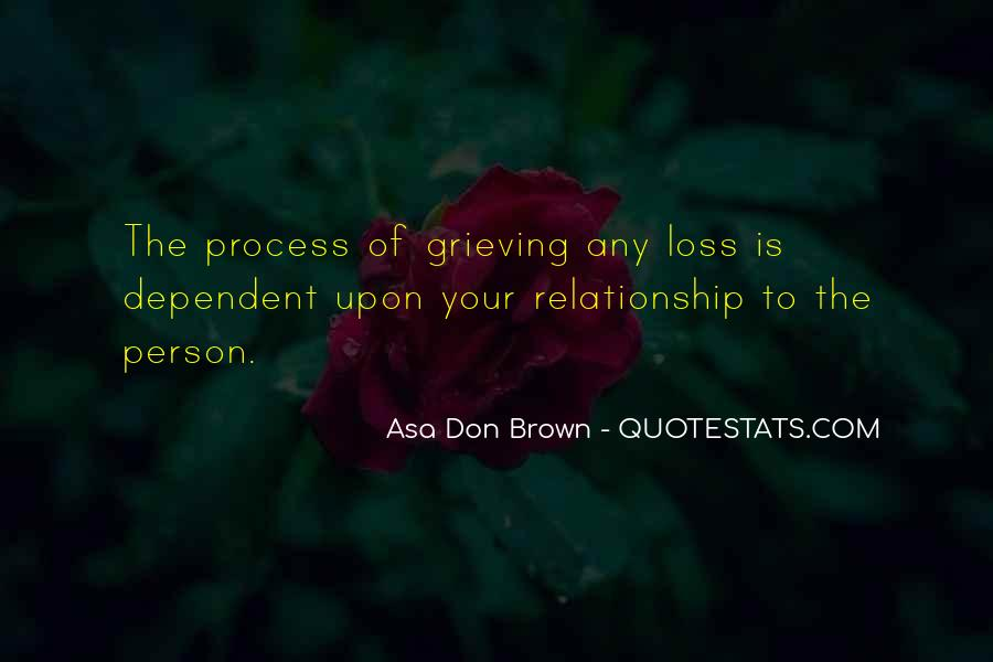 Quotes About Grieving And Loss #1049104
