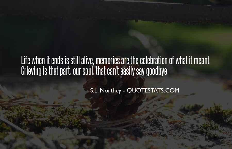 Quotes About Grieving And Loss #1325943