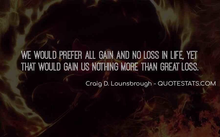 Quotes About Grieving And Loss #288025