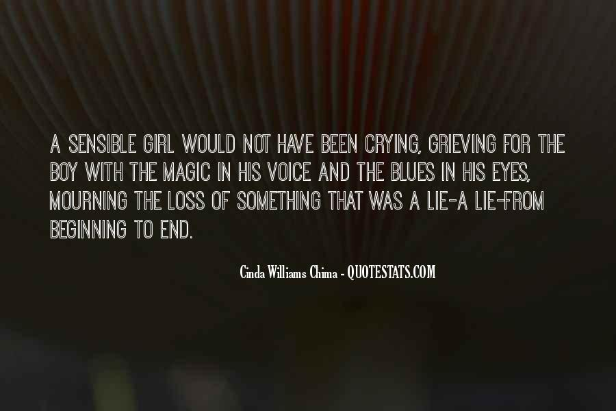Quotes About Grieving And Loss #296391
