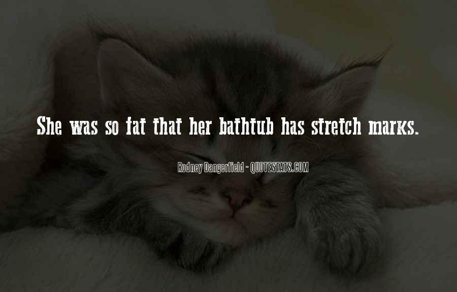 Funny Bathtub Quotes #1342720