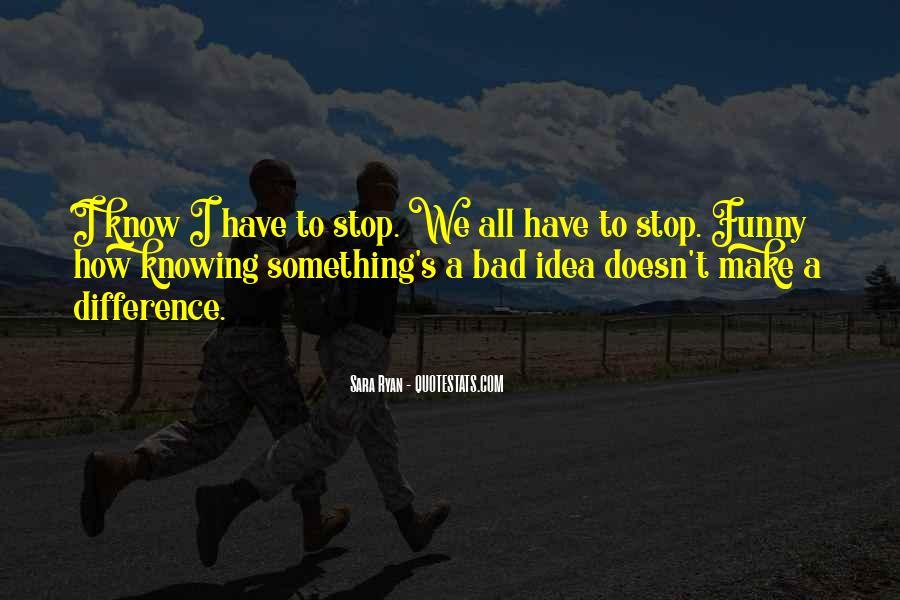 Funny Bo Ryan Quotes #1432322