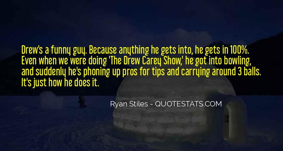 Funny Bo Ryan Quotes #1449510