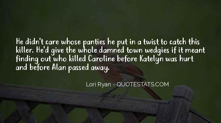 Funny Bo Ryan Quotes #246193