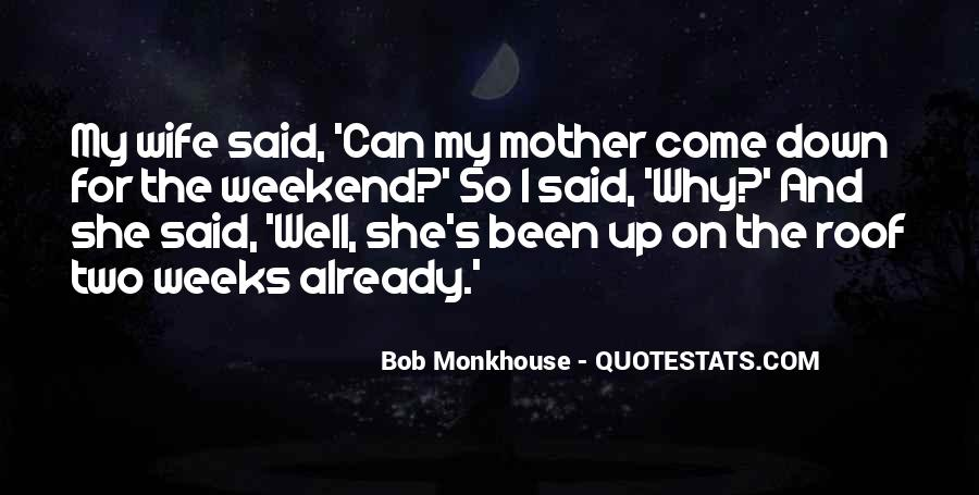 Funny Bob Monkhouse Quotes #369766
