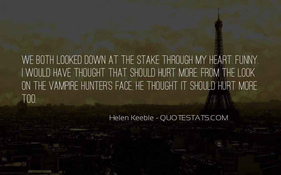 Funny But Hurt Quotes #105124