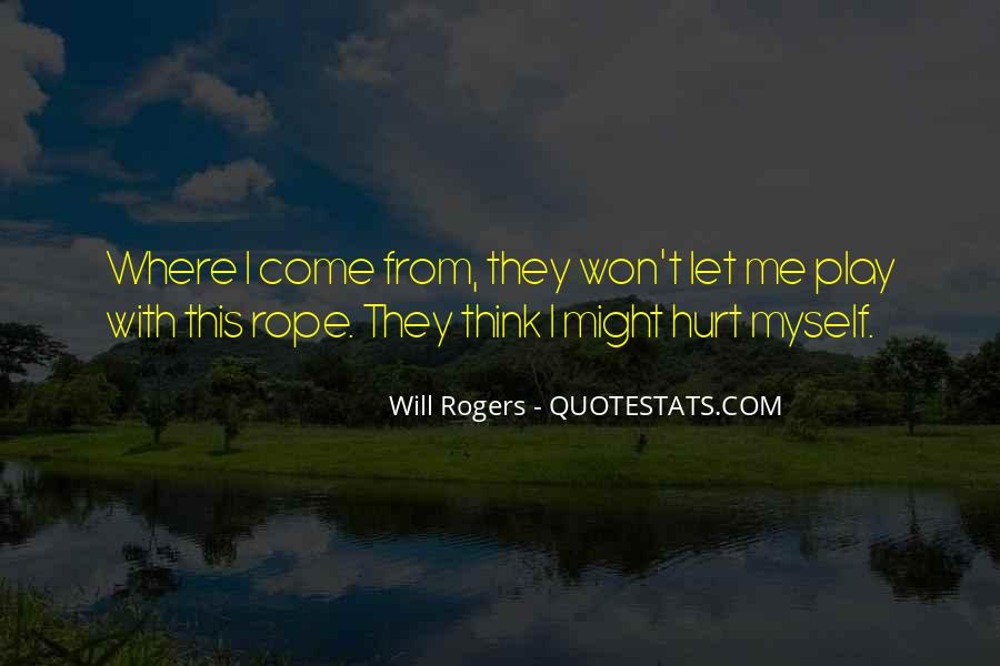 Funny But Hurt Quotes #1083803