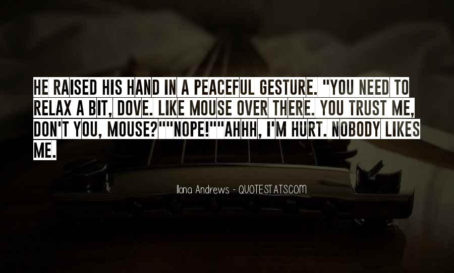 Funny But Hurt Quotes #1170006