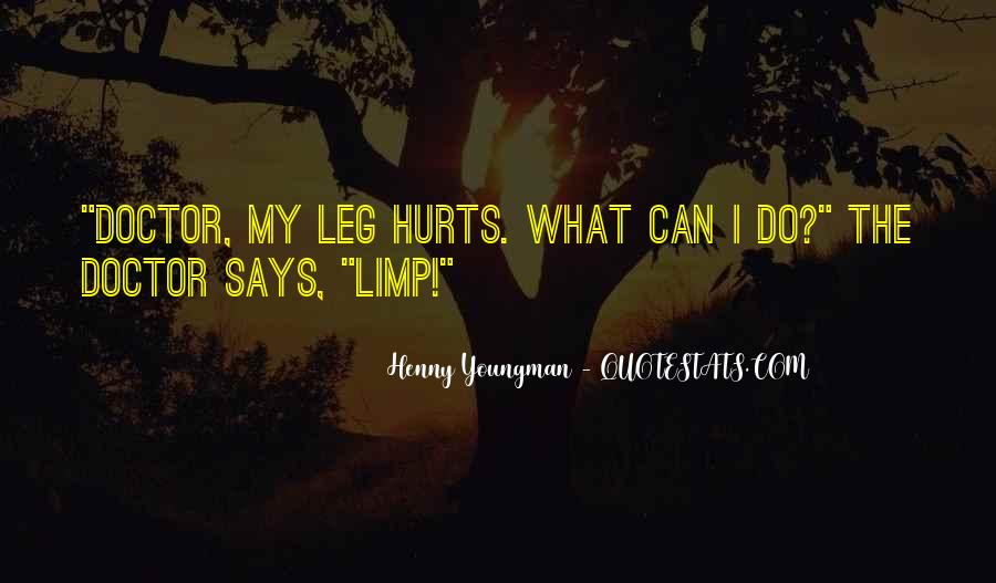 Funny But Hurt Quotes #1334871