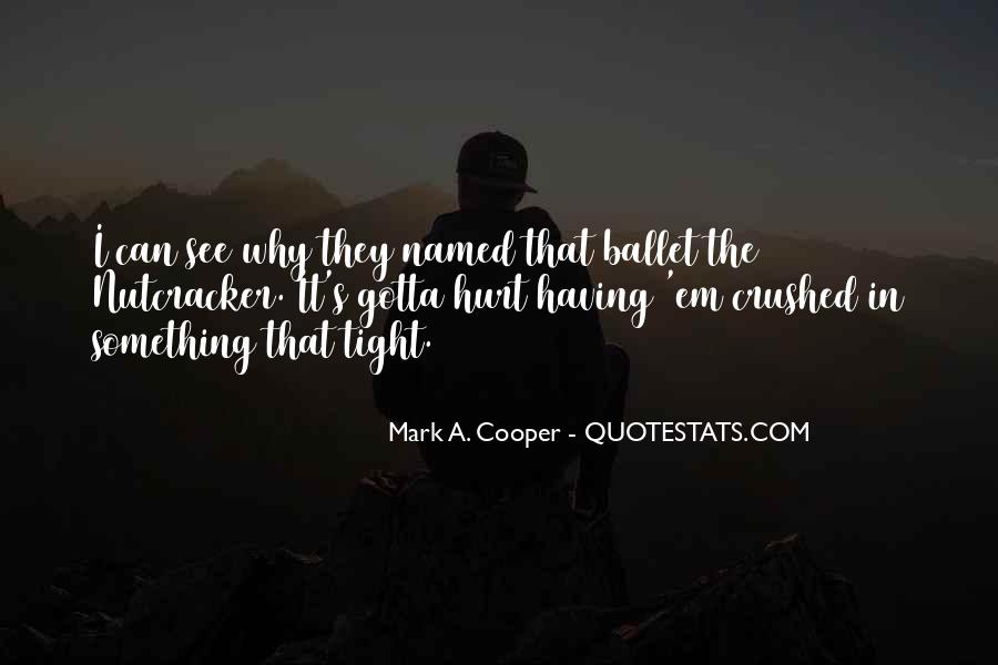 Funny But Hurt Quotes #152542