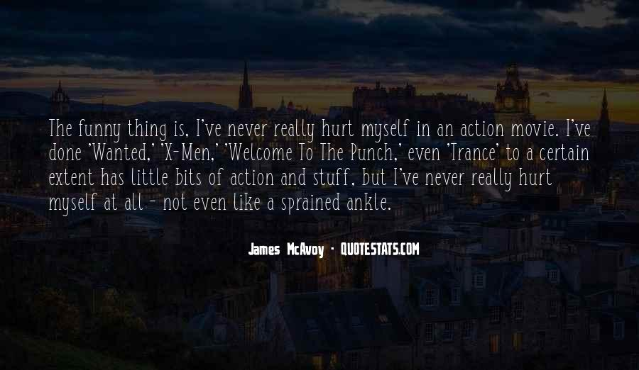 Funny But Hurt Quotes #325114