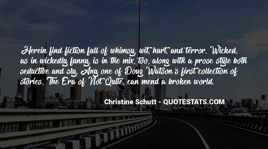 Funny But Hurt Quotes #573840