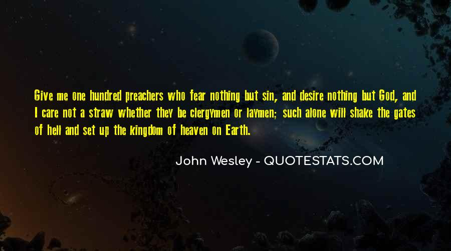 Quotes About The Gates Of Hell #1162601