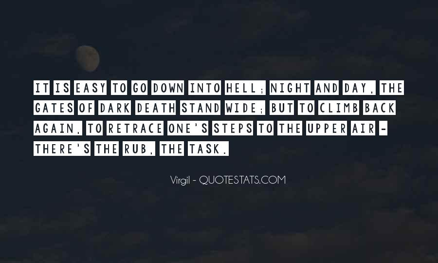 Quotes About The Gates Of Hell #14046