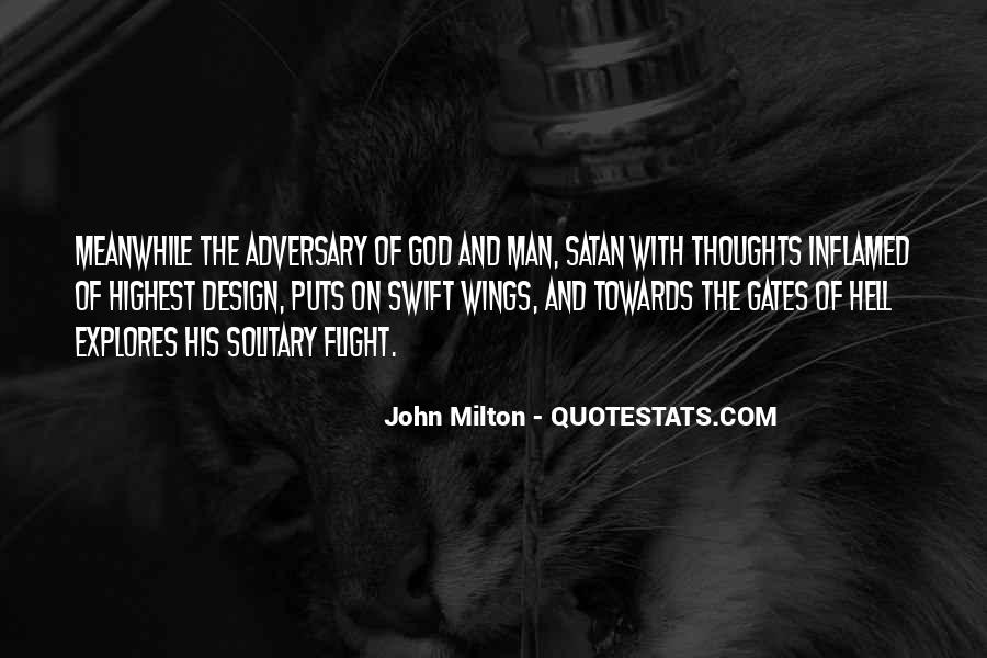 Quotes About The Gates Of Hell #1503700