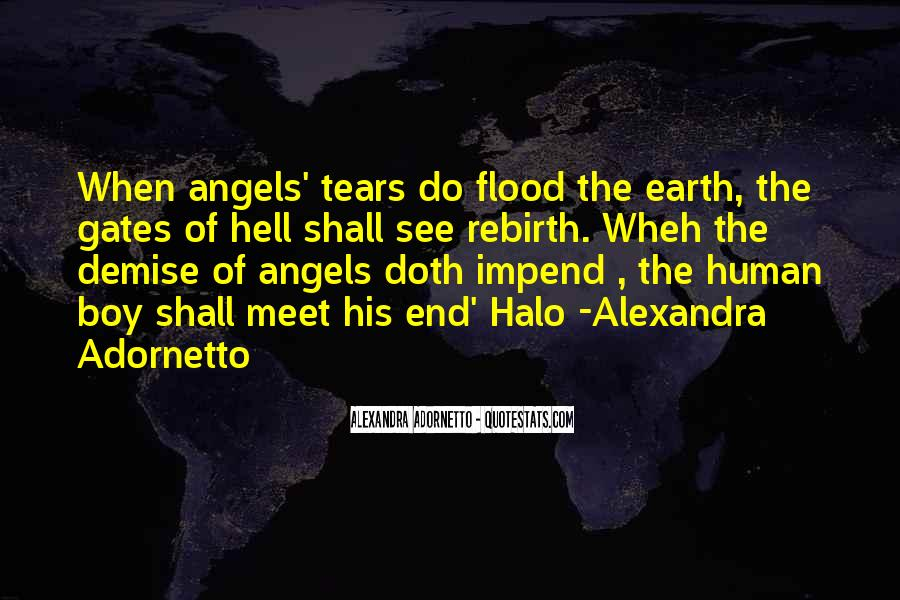 Quotes About The Gates Of Hell #1742971