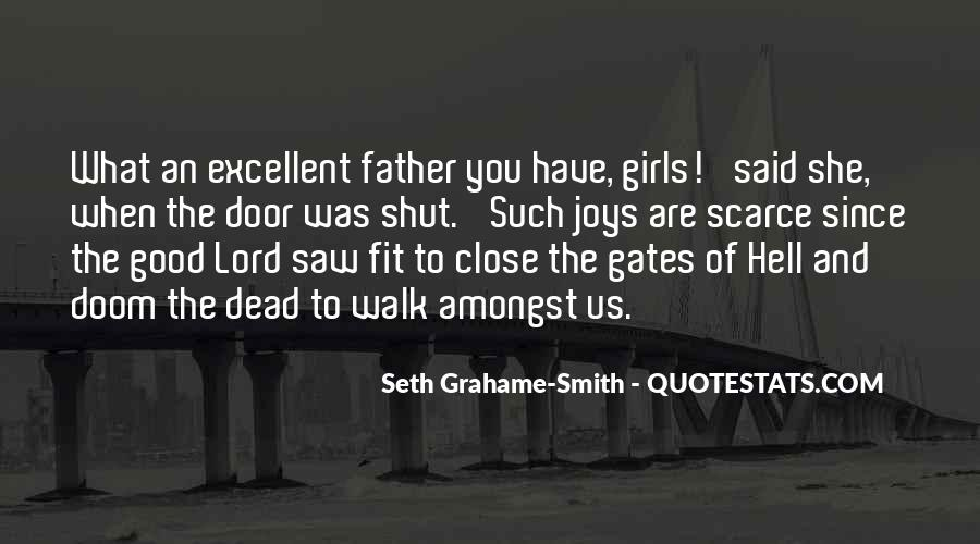 Quotes About The Gates Of Hell #1843810