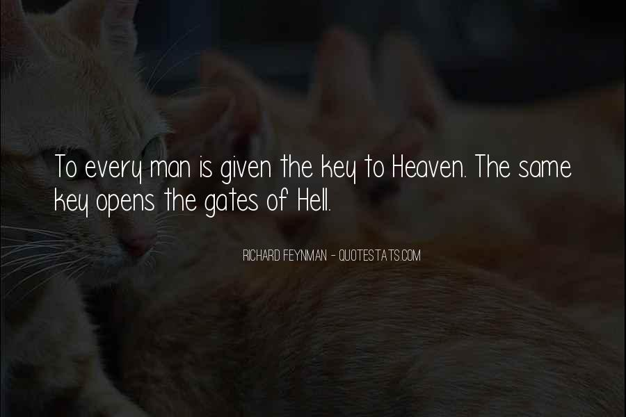 Quotes About The Gates Of Hell #1874206