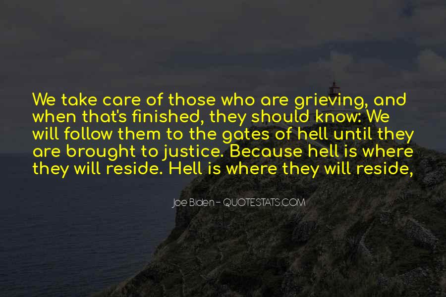 Quotes About The Gates Of Hell #202727