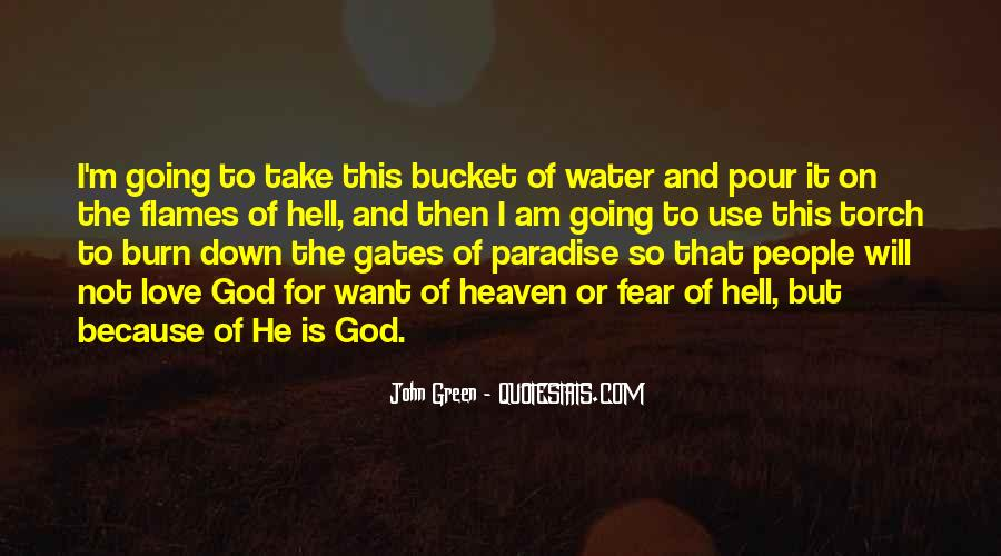 Quotes About The Gates Of Hell #209875