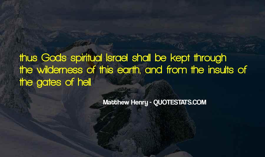 Quotes About The Gates Of Hell #225695