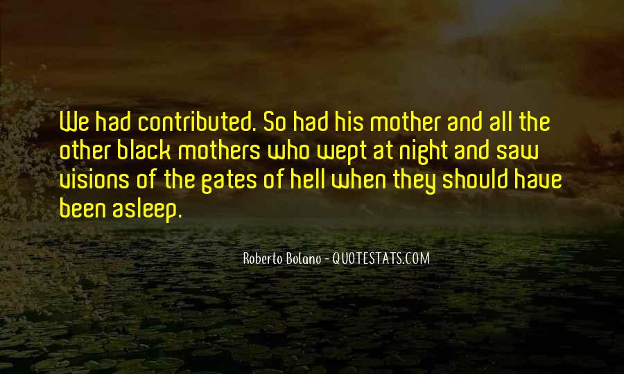 Quotes About The Gates Of Hell #656843