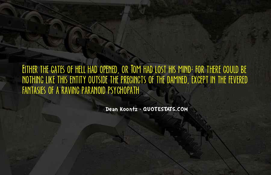 Quotes About The Gates Of Hell #739397
