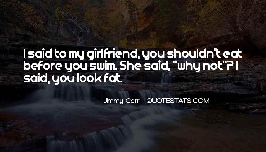 Funny Can't Swim Quotes #45947