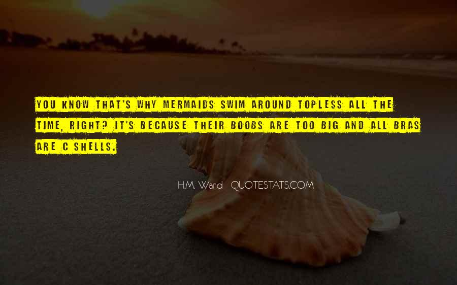 Funny Can't Swim Quotes #868304