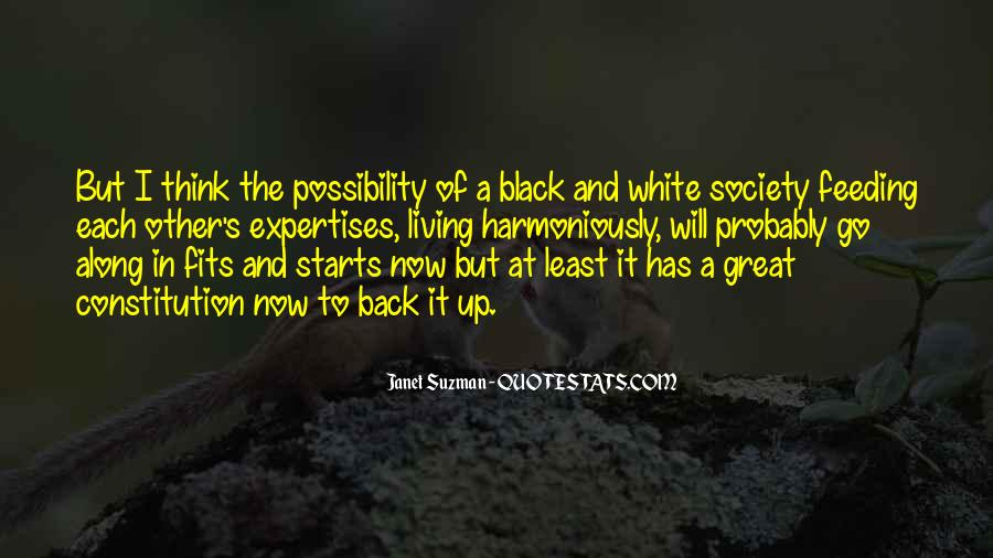 Quotes About Great Starts #1102143