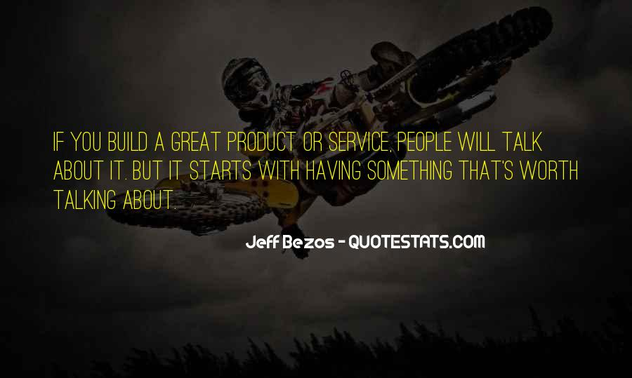 Quotes About Great Starts #1146997