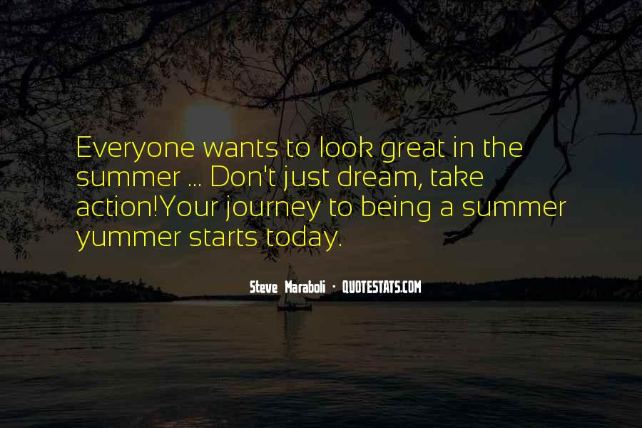 Quotes About Great Starts #1174295