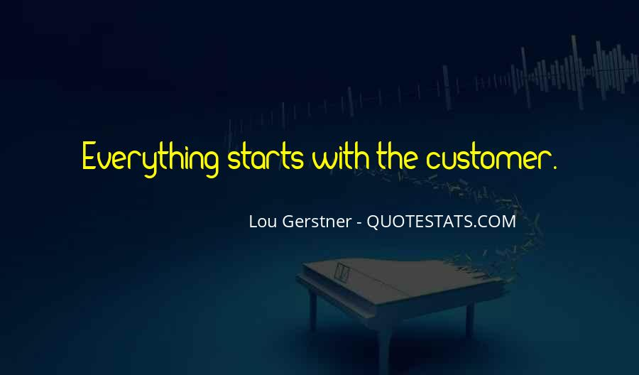 Quotes About Great Starts #1291451