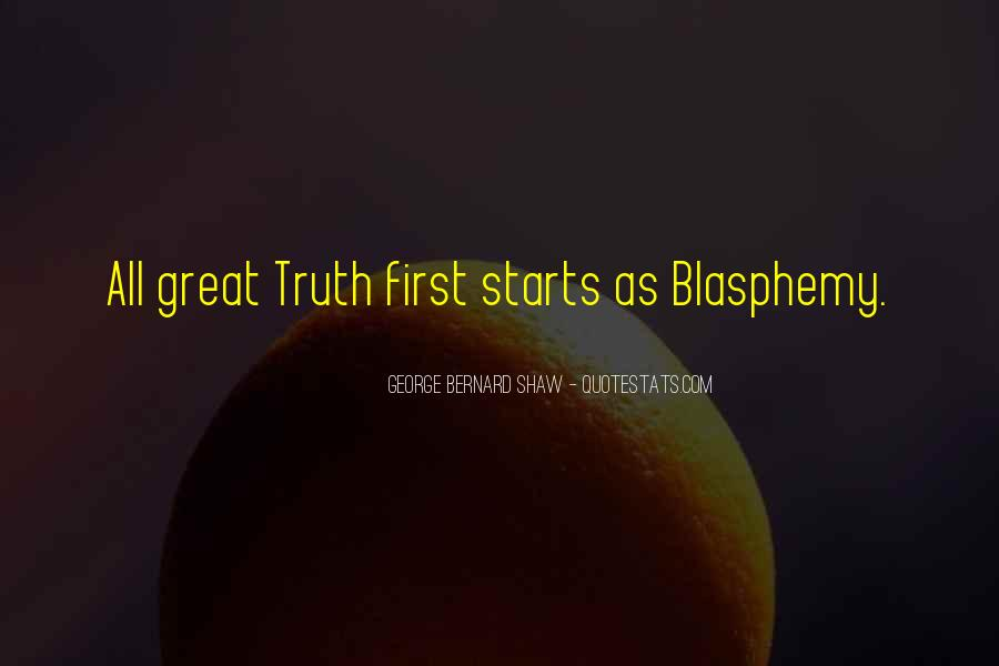 Quotes About Great Starts #1302695