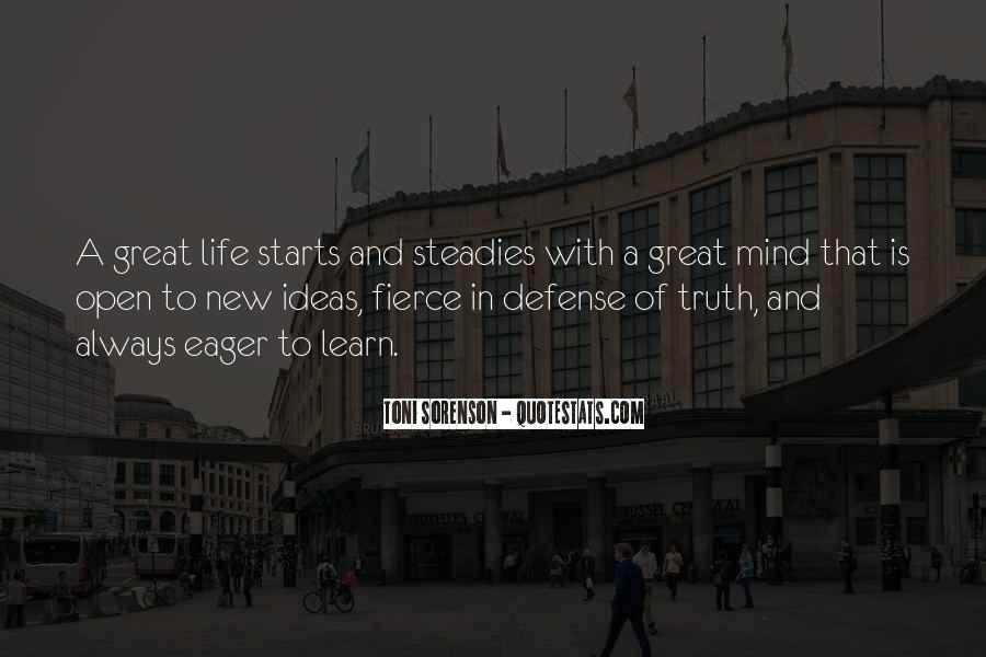 Quotes About Great Starts #141718