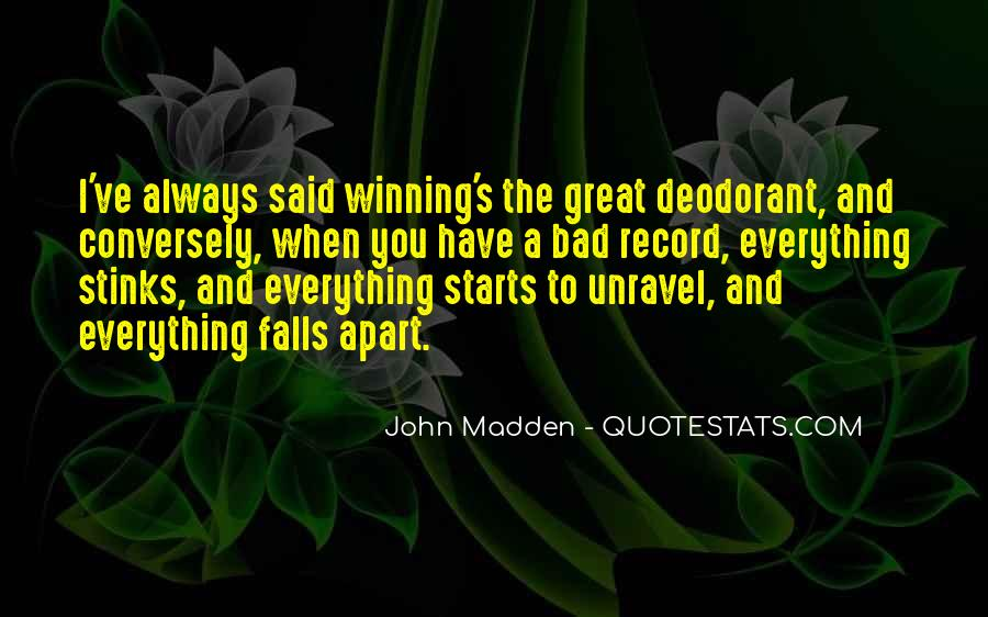 Quotes About Great Starts #1781867
