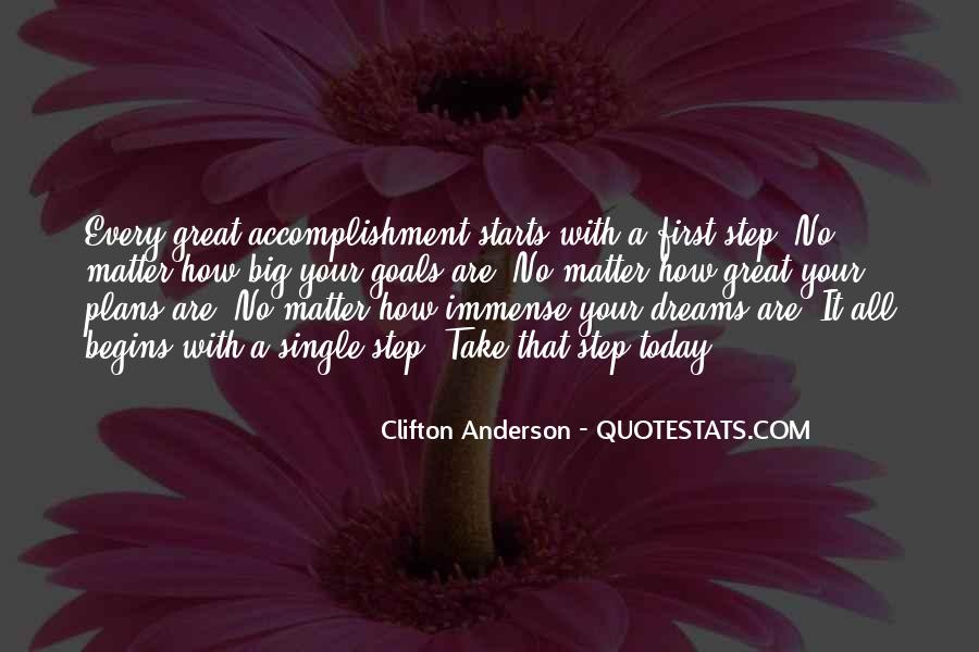 Quotes About Great Starts #671456