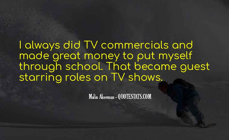 Quotes About Great Shows #127569