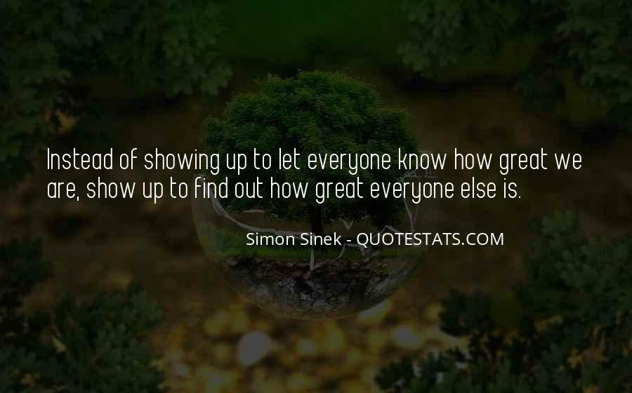 Quotes About Great Shows #191514
