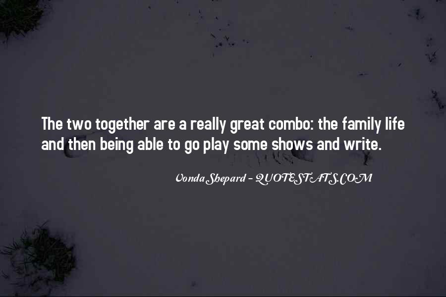 Quotes About Great Shows #197944