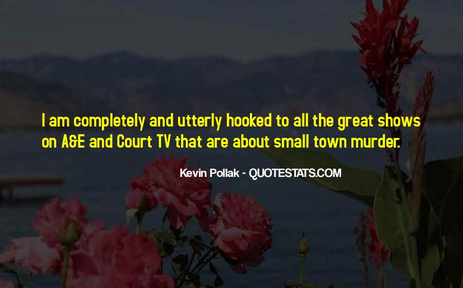 Quotes About Great Shows #246799